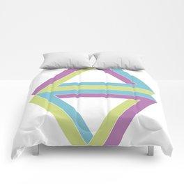 TOP OF LOGIC Comforters