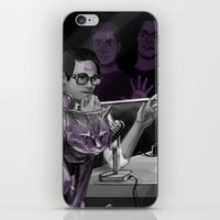kevin russ iPhone & iPod Skins featuring Kevin?! by Justyna Rerak