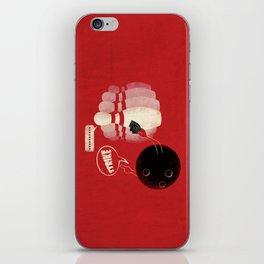 Strike! iPhone Skin