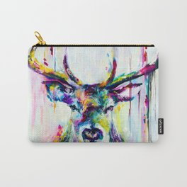 Jamaican Deer Carry-All Pouch