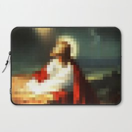 Digital Jesus Laptop Sleeve