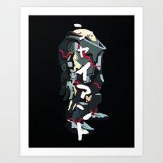 ジャイアント - The Giant Art Print
