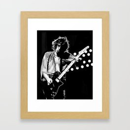 Keef!! Framed Art Print