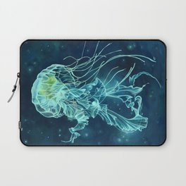 Bioluminescence Laptop Sleeve
