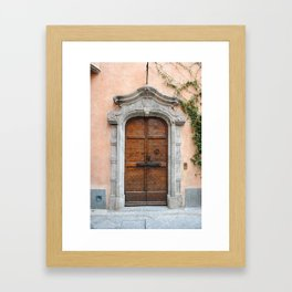 Beyond Bellagio Framed Art Print