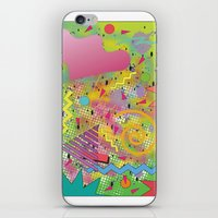 fresh prince iPhone & iPod Skins featuring Fresh Prince by TheArtGoon