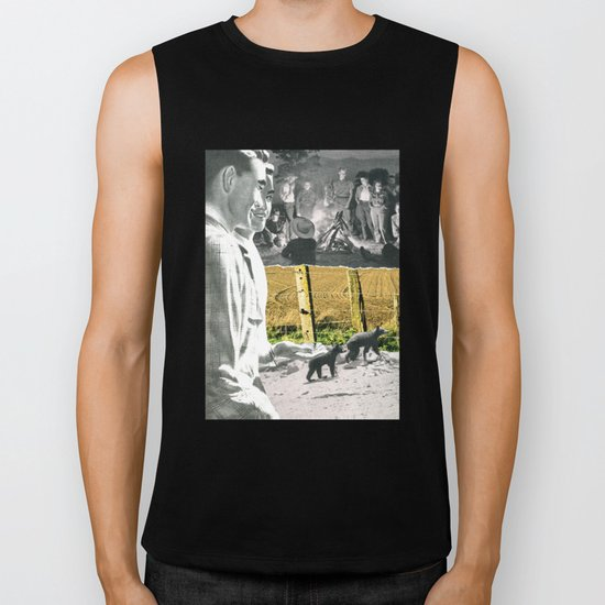 More Stories To Be Told Biker Tank