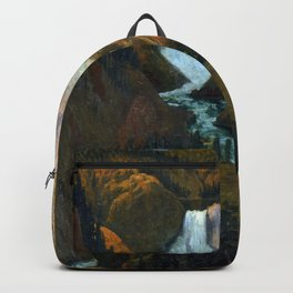 Grand Canyon of the Yellowstone Backpack