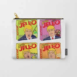 Trump Jell-O Art Carry-All Pouch