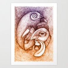 Metamorphoses Art Print