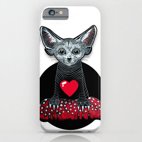 Little Fenek:::Big-hearted iPhone & iPod Case