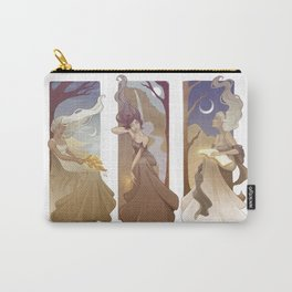 Triad Carry-All Pouch