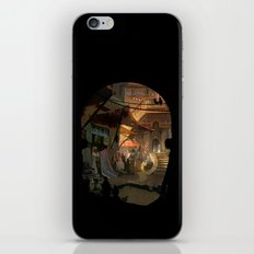 canyon city in the clouds iPhone & iPod Skin