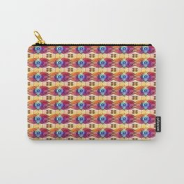 Eye Flowers Carry-All Pouch