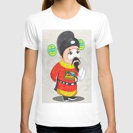 Beijing Opera Character TangQIN T-shirt