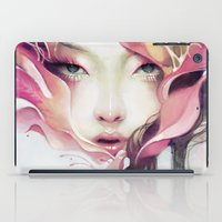 anna iPad Cases featuring Bauhinia by Anna Dittmann