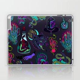 Neon Demons Laptop & iPad Skin