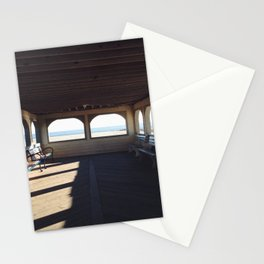 Cape May Beach Pavilion  Stationery Cards