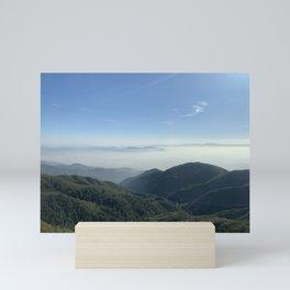 San Bernardino Mountains Mini Art Print