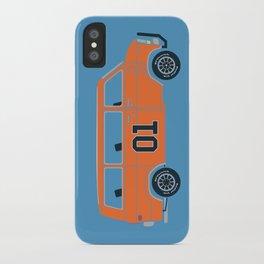 The General Van iPhone Case
