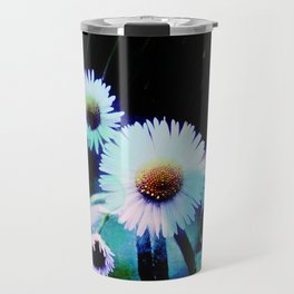Asters Aglow Travel Mug
