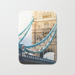 Rendezvous At Tower Bridge Bath Mat