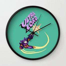UltraLord Wall Clock