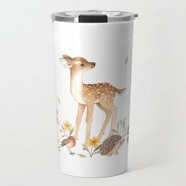 Fawn & Friends Travel Mug