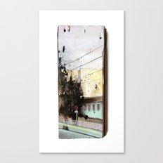 Meanwhile.. Landscape IV Canvas Print