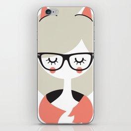 Call me Foxy! iPhone Skin