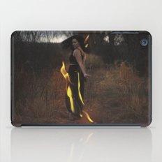 RUN AND BURN iPad Case