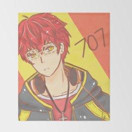 707 Throw Blanket