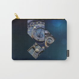 Prague Astronomical Clock Carry-All Pouch