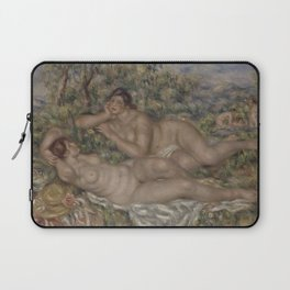 The Bathers Laptop Sleeve