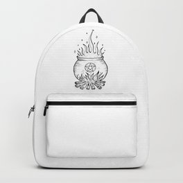 Witch's Magical Cauldron Backpack