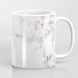 Rose gold foil marble Coffee Mug