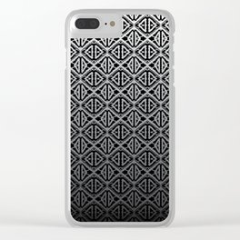 Chains of Continuity 0.5 Clear iPhone Case