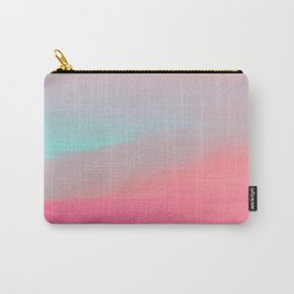 Rose Quartz Haze Carry-All Pouch