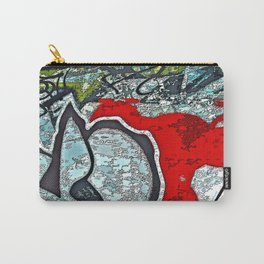 Little Red Hen  Carry-All Pouch
