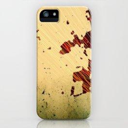 Rusty Stan iPhone Case