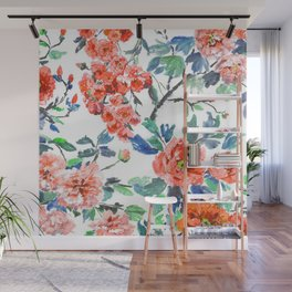 FLORAL - 18118/1 Wall Mural
