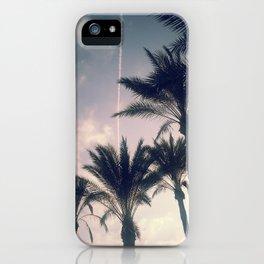 Palms iPhone Case