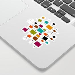 Mid-Century Modern Art 1.3.1 Sticker
