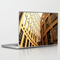 library Laptop & iPad Skins featuring Library  by Ethna Gillespie