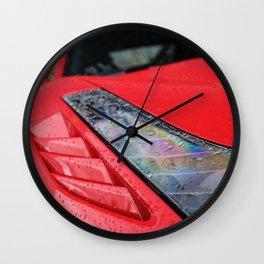 F€RRARI Wall Clock