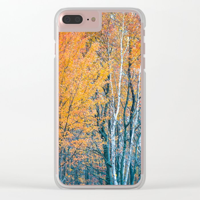 In Memory Clear iPhone Case