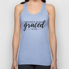 Graced for This Unisex Tank Top