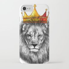 lion king iPhone 7 Slim Case
