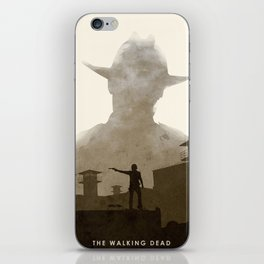 The Walking Dead (II) iPhone Skin
