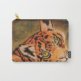 Warm Colors Carry-All Pouch